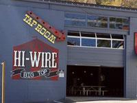 Hi-Wire Big Top Tasting Room