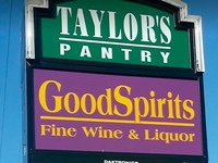 Good Spirits Fine Wine & Liquor (at Taylor's Pantry)