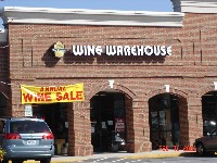 GSO Wine Warehouse