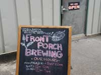 Front Porch Brewing