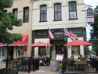 Churchill's British Restaurant & Pub