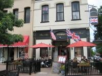 Churchill's British Restaurant & Pub