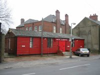 """Wakefield Labour Club (a.k.a. """"Red Shed"""")"""