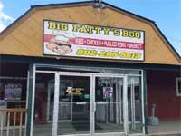 Big Fatty's BBQ / Crowler Pit