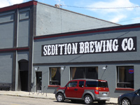 Sedition Brewing Company