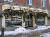 Thomas Dunn Pub