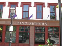 King Arthur's Steakhouse And Brewery