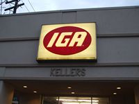 Keller's IGA