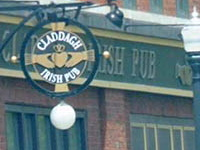 Claddagh Irish Pub, The