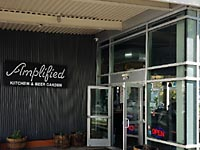 Amplified Ale Works Kitchen + Beer Garde