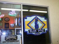 Blue Dog Pub