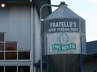 Fox River Brewing Co. at Fratellos Waterfront Restaurant