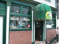 Sarah's Café / Twin Schooners Pub