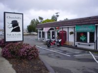 Churchill's Pub & Grille