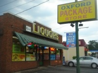 Oxford Liquor Shoppe