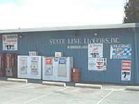 State Line Liquors