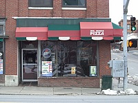 Mr. Mikes Pizza