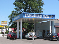 Sam The Beer Man