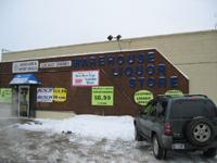 Warehouse Liquor Store