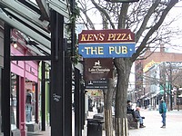 Ken's Pizza / The Pub