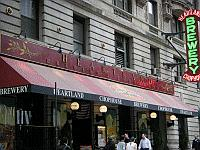 Heartland Brewery and Chophouse - Times Square