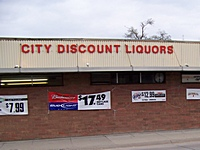 City Discount Liquors