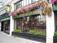 The Sticky Wicket Pub