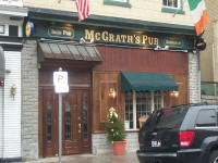 McGrath's Irish Pub & Restaurant