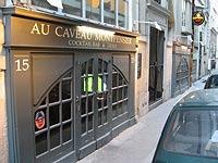 Caveau Montpensier