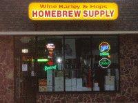 Wine, Barley & Hops Homebrew Supply