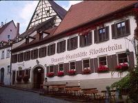 Brauerei-Gaststätte Klosterbräu