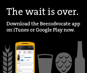 BeerAdvocate app. Download it now.